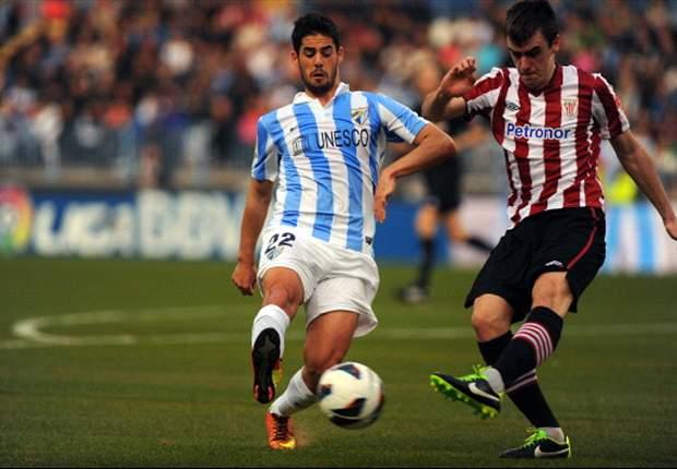 Willy Caballero salva dos puntos para el Málaga