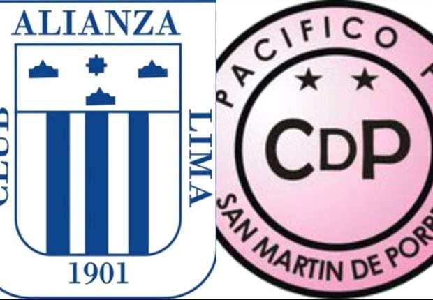 Alianza Lima no pudo con Pacífico
