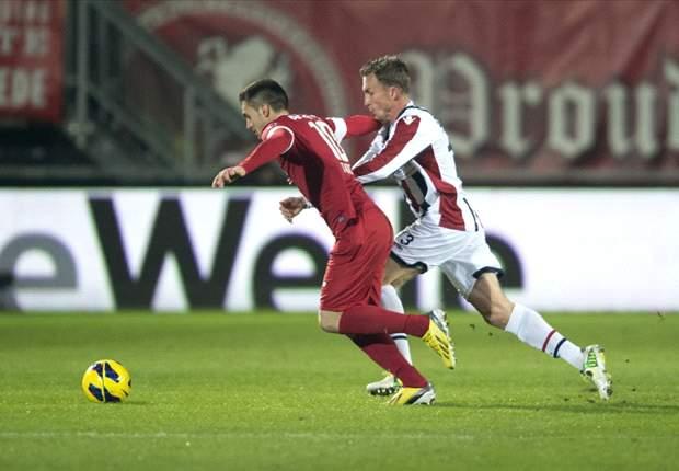 FC Twente stelt wederom teleur en remiseert