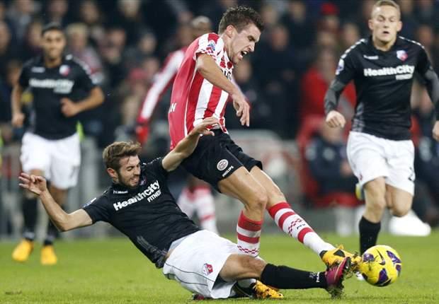 Strijdlustig PSV te sterk voor FC Utrecht