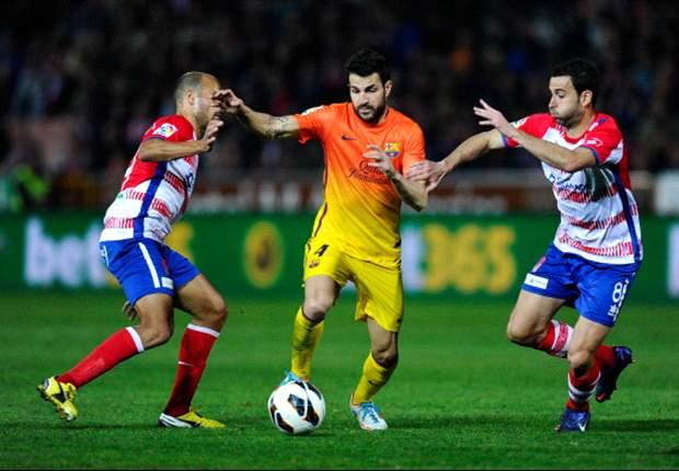 Fàbregas sobre vitória do Barça: 'Estas vitórias dão campeonatos'
