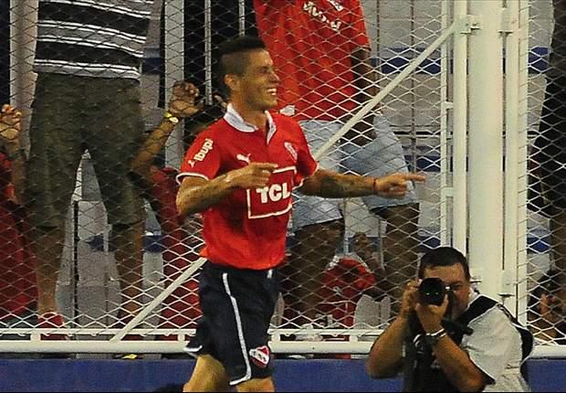 Vélez Sarsfield 0-1 Independiente: El Rojo volvió a ganar fuera en casa del campeón