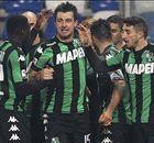 Milan ko, 1ª volta in Europa per il Sassuolo