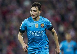 Munir y Sandro, a hacer 'olvidar' a la MSN contra el Valencia en la Copa del Rey
