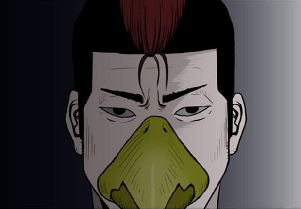[웹툰] 해축팬 VS 국축팬