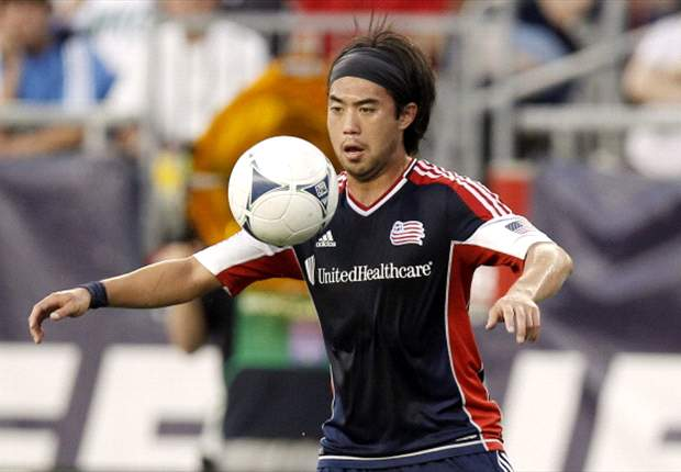 New England Revolution 2-1 Sporting Kansas City: Revs win at home in first leg
