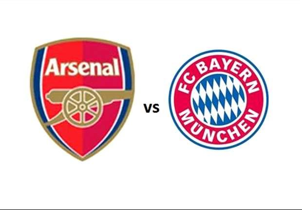 Fanview: Arsenal vs Bayern Munich