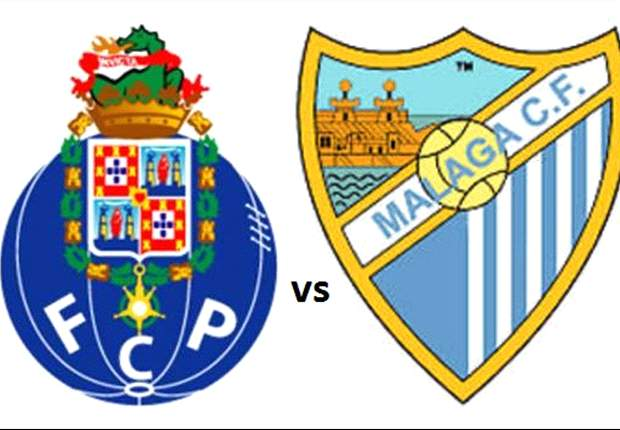 Oporto-Málaga: Sigue en vivo la Champions League