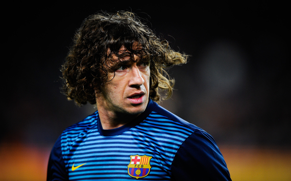 Carles Puyol: Barcelona through the years