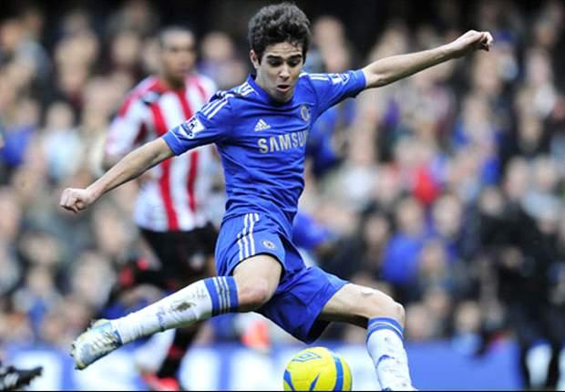 Nyaman Di Chelsea, Oscar Siap Sumbangkan Gelar Juara