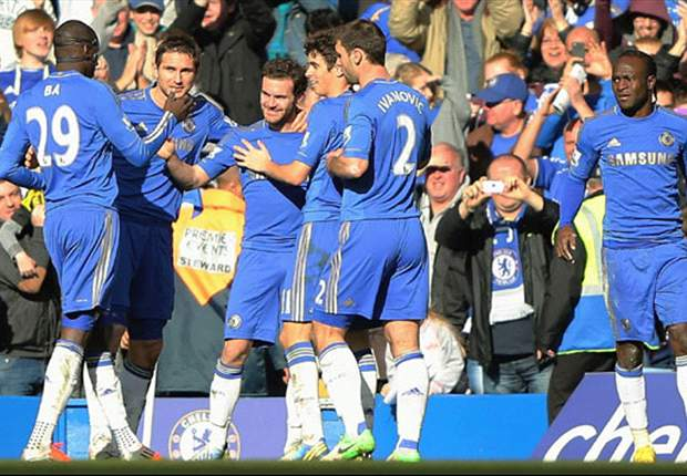 Chelsea 4-0 Brentford: Mata-inspired Blues reach fifth round of FA Cup