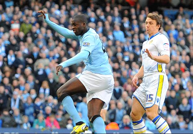 Yaya Toure: I want to end my career at Manchester City