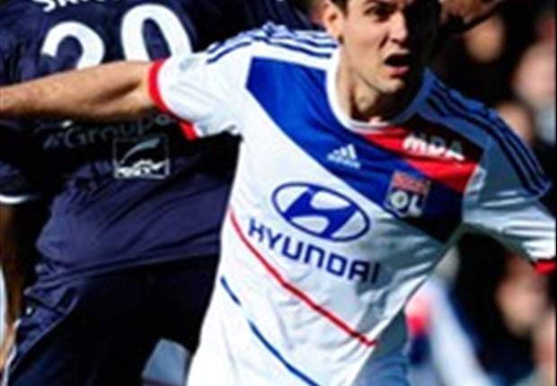 Ligue 1 - Lyon corrige Bordeaux