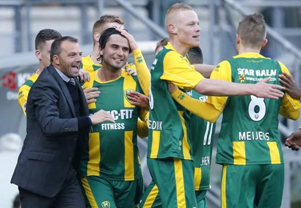 ADO vecht in Zwolle voor plek in play-offs