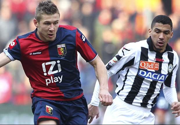"""Foschi esalta Kucka: """"Può stare tranquillamente in uno dei primi quattro club d'Italia"""""""