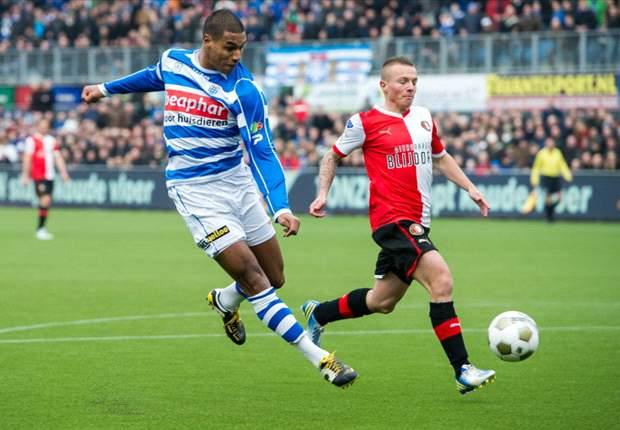 Feyenoord glijdt uit bij PEC