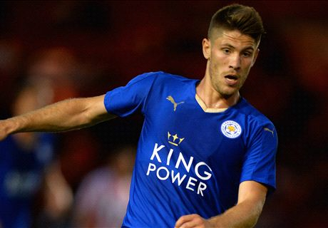 Kramaric lifts lid on Leicester squad