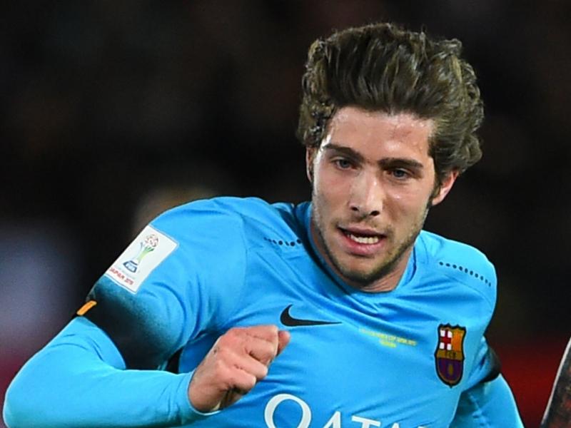 Luis Enrique hails Roberto's potential at full-back