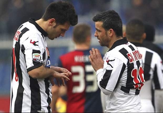 Udinese-Napoli Betting Preview: Expect Zebrette to scupper the visitors' title challenge