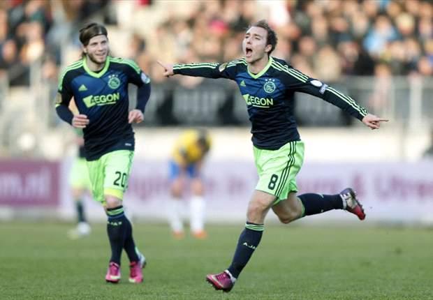 Ajax-trio in Deense selectie