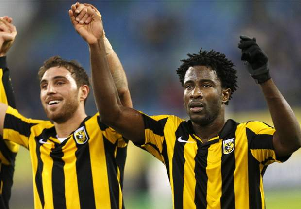 Bony desperate to leave Vitesse
