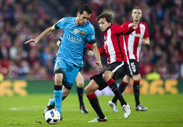 The referee did not show us respect - Busquets