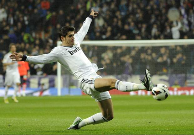Getafe confirm bid for Real Madrid's Morata