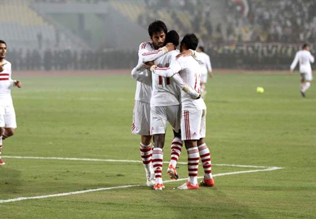 Zamalek palyers say they will not travel to Congo until their funds are paid.