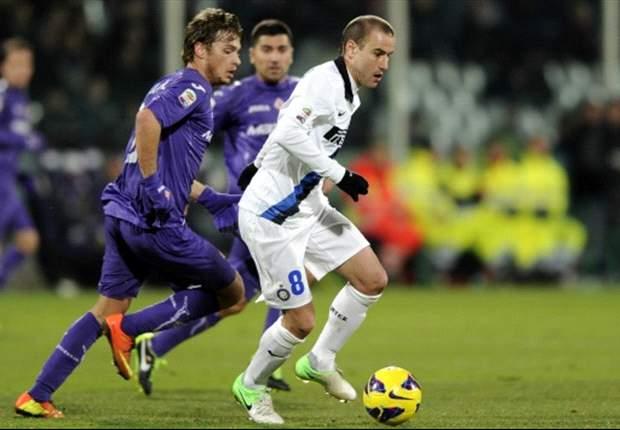 4:1 - Florenz führt Inter Mailand vor