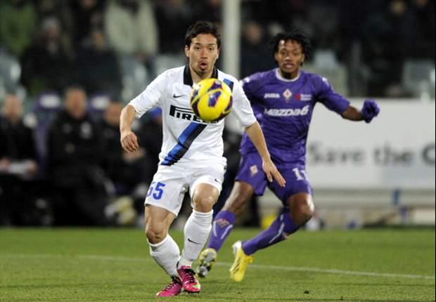 PREVIEW Serie A Italia: FC Internazionale - Fiorentina