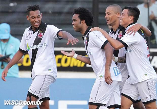 Vasco da Gama 2 x 0 Audax: Em dia de Wendel e Carlos Alberto, Vasco reencontra vitória