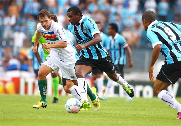 Grêmio 1 x 0 Veranópolis: Tricolor vence e se classifica para as quartas de finais