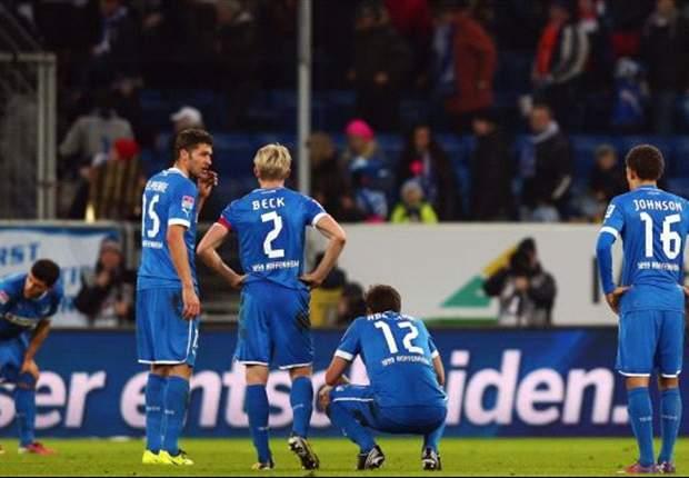 """Golden Goal: TSG 1899 Hoffenheim haucht ein letztes """"Es hat nicht sollen sein"""""""