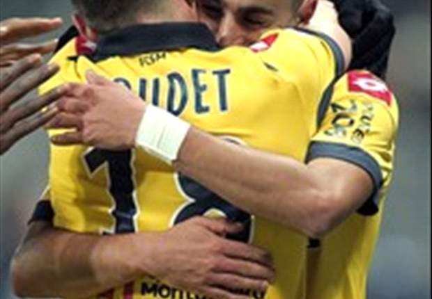Ligue 1 - Le onze de la 25e journée