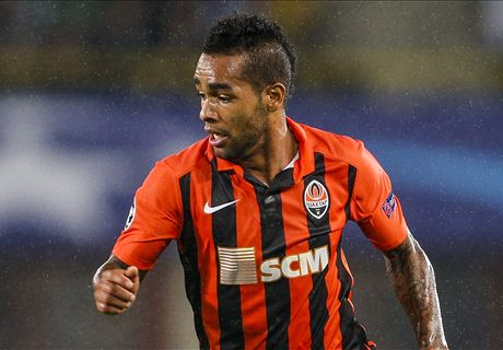 Shakhtar confirm Teixeira's China move