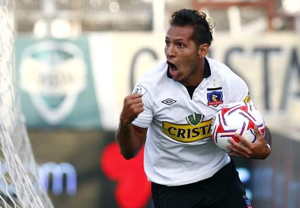 Colo Colo hila su segunda victoria gracias a un colombiano