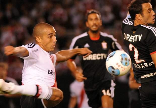 River Plate 1-0 Estudiantes: Golazo y a cobrar