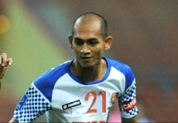 Helmi was key in keeping the JDT forwards at bay.