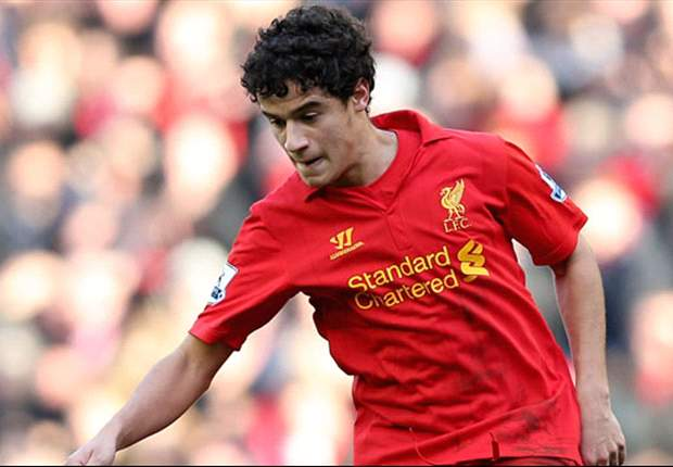 Liverpool starlet Coutinho seeking Europa League qualification