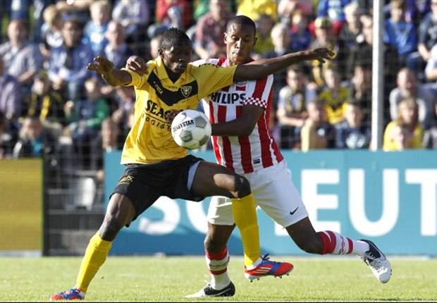 Nwofor mist mogelijk duel met PSV