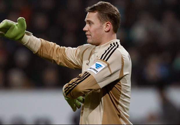 Lawan Arsenal, Manuel Neuer Siap Bermain Dengan 'Empat Jari'