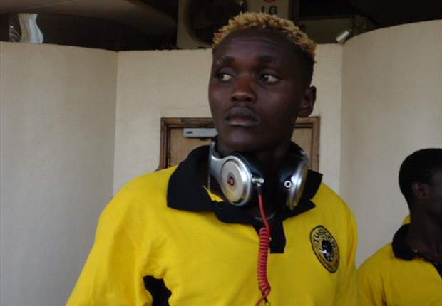 Tusker defender David 'Cheche' Ochieng