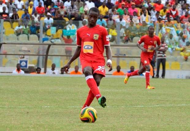 Didi Dramani is a wonderful coach – Asante Kotoko's Michael Anaba