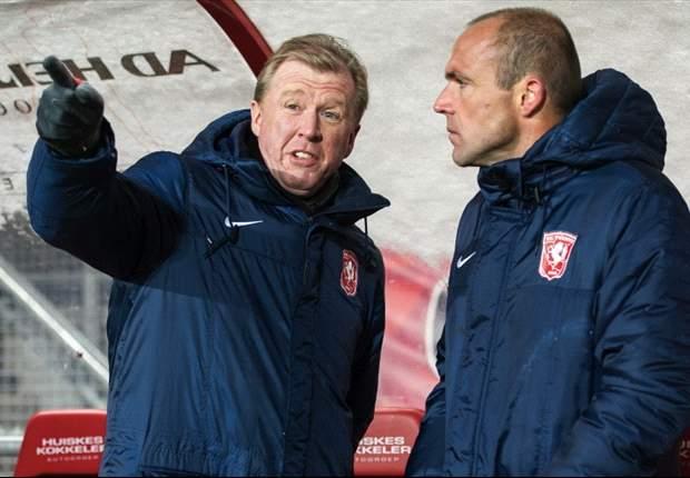 Schreuder voorlopig hoofdtrainer FC Twente