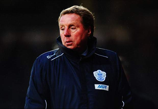 Redknapp: QPR must beat Fulham & Reading away to avoid relegation