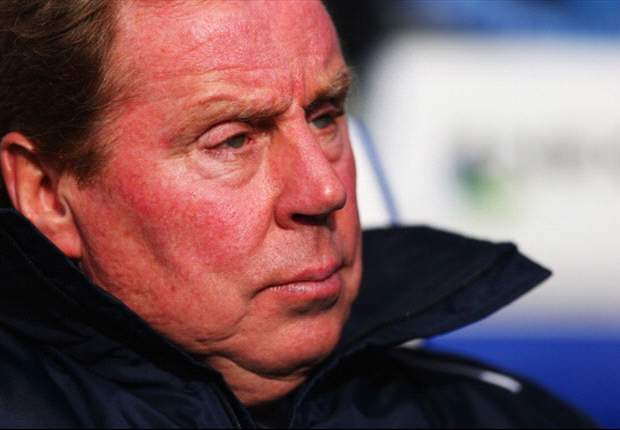 Redknapp rues QPR's failure to sign Odemwingie