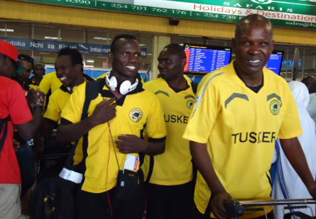 Tusker forward Andrew Tololwa ruled out of Champions League clash against St.Michel