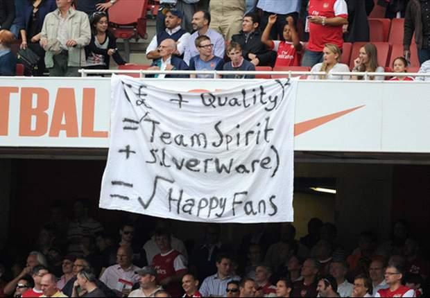 Fans Arsenal Tuntut Pemain Baru