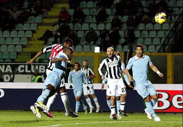 Hekkensluiter Siena verrast Lazio