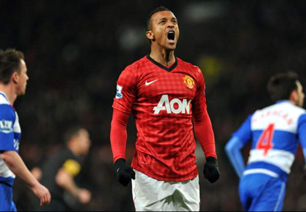 Nani delighted to take opportunity against Reading